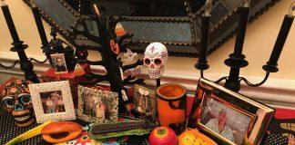Halloween, vampires & Muertos.