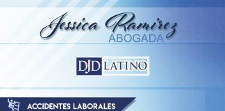 Jessica Ramirez, es una abogada hispana, disponible para representarlos en casos de accidentes y demás temas legales.