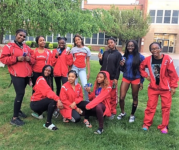 The Plainfield Public Schools Girls Track & Field Team will compete in the New Balance Outdoor Nationals June 14-17 in Greensboro, North Carolina, according to Track Coach Robert Wilson.
