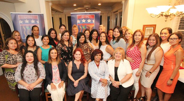 "LUPE FUND INC sponsored ""A conversation with Assemblywoman Yvonne Lopez"" at the Raritan Yacht Club in Perth Amboy, NJ."
