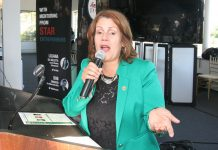 Americano archive. Perth Amboy Mayor Wilda Diaz.