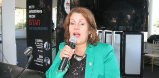 Americano archive. Perth Amboy Mayor Wilda Diaz.