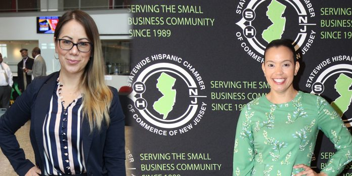 Claribel Cortes and Myriam Cruz are the new board members at the shccnj.org.